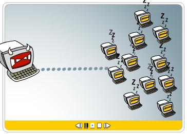 más de 2 millones de pc s en estados unidos infectadas con un botnet